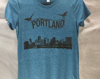 Portland Crow T-Shirt