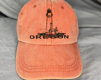Yaquina Head Lighthouse Hat