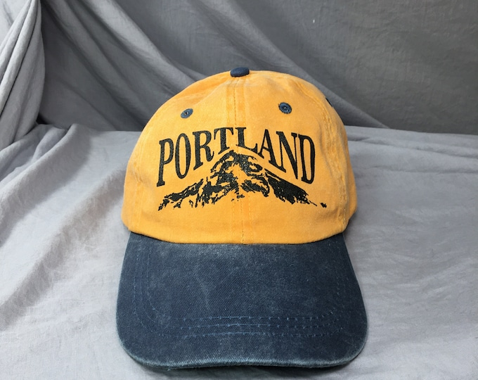 Portland, Mt. Hood, Mt. WyEast, Cap, Hat, Dad Hat, Ball Cap