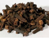 1 Cup Whole Organic Cloves - use for mulling spice, potpourri and more