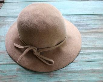 6fcbd4d0d8dc5 Vintage Felt Fedora Women s Hat