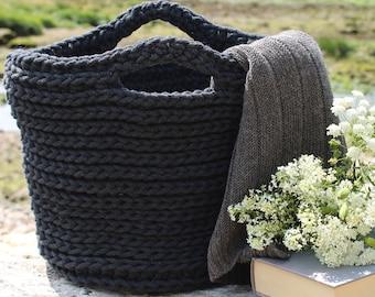 Crochet Pattern for a Life's a Beach Bag