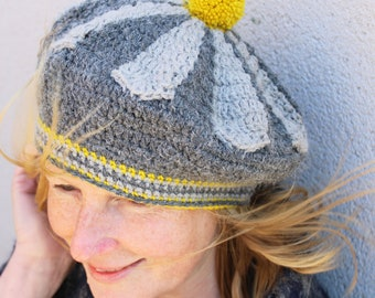 Crochet Pattern for Dais-et Ber-et