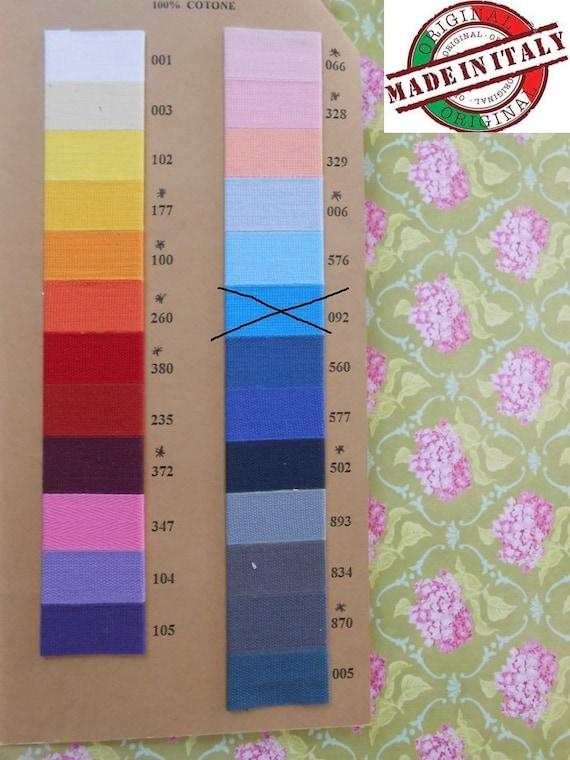 "BLUE 25mm 1/"" inch Herringbone Tape 100/% Cotton Trim Strap Edge Apron Tie Twill"