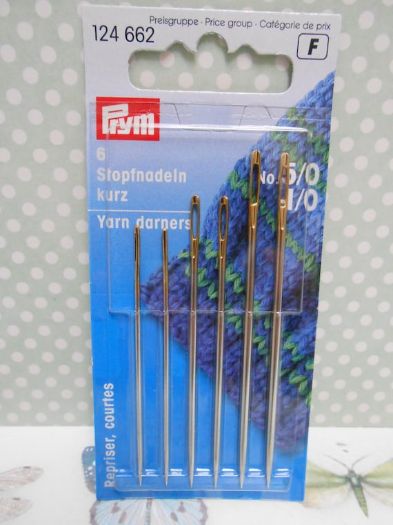 WILLIAMS QUALITY HAND SEWING NEEDLES EMBROIDERY LONG DARNING /& DARNING
