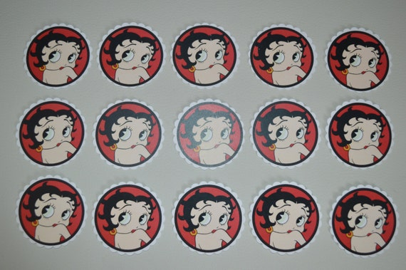 Artículos Similares A Betty Boop Fiesta Cumpleaños Mujer 40