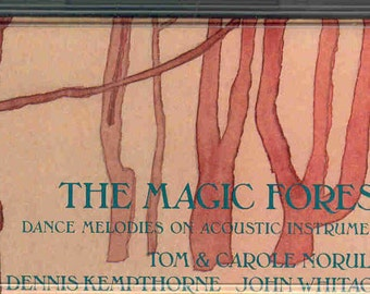 Tom and Carole Norulak - The Magic Forest MP3 download Traditional Dance Tunes Hammered Dulcimer, Accordion, Bass, Guitar and more.
