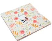 Creekside cotton Layer cake by Sherri and Chelsi of a quilting life for Moda fabric