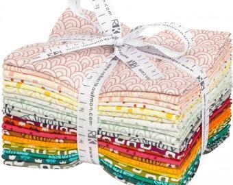 Berry Season Jelly Roll by Elizabeth Hartman for Robert Kaufman RU-811-40 40-2.5x44 Fabric Quilting Squares