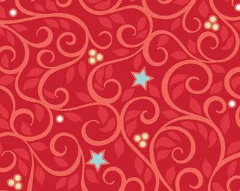 fd970738923 Christmas Magic cotton fabric by Amanda Murphy for Benartex Fabrics 4322B 10
