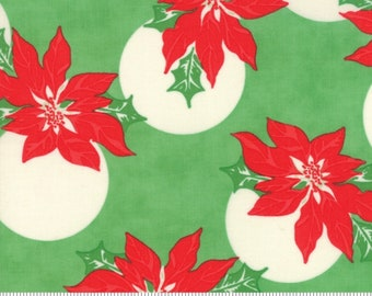 Swell Christmas cotton fabric by Urban Chiks for Moda fabric 31121 14
