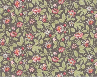 Poetry cotton floral fabric by 3 Sisters for Moda fabrics 44134 12