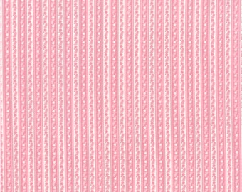 Sale Ambleside rosy red cotton fabric by Brenda Riddlr for Moda fabric 18607 19