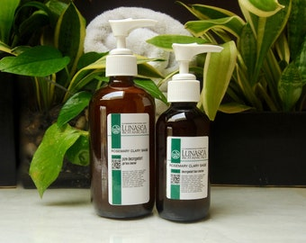 Rosemary Clarysage Decongestant Face Cleanser