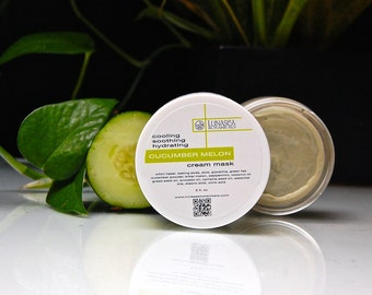 Cucumber Soothing Cream Mask