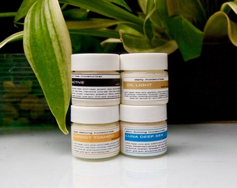 Trial and Travel Size Moisturizers