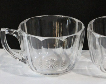 Set 2 of Pre-1940 Punch Cups