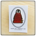 Wee Maggie Penguin Enamel Pin by WhimSicAL LusH - Limited Edition - Maggie's Penguin Parade - Fundraising for Maggie's Dundee *pre-order*