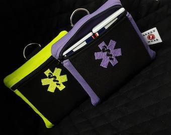 Auvi-Q Medicine Case  Inhaler Case First Aid Case by Alert Wear