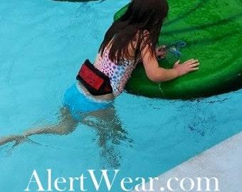 Waterproof EpiPen Case / Insulated EpiPen Case / Custom Designed Waist Pack / Fanny Pack by Alert Wear