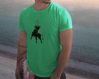 Bullshit Shirt   Unisex T-shirt   Printed graphic tee   Empowered shirt   Man power Shirt   Shirt with a message   Halloween