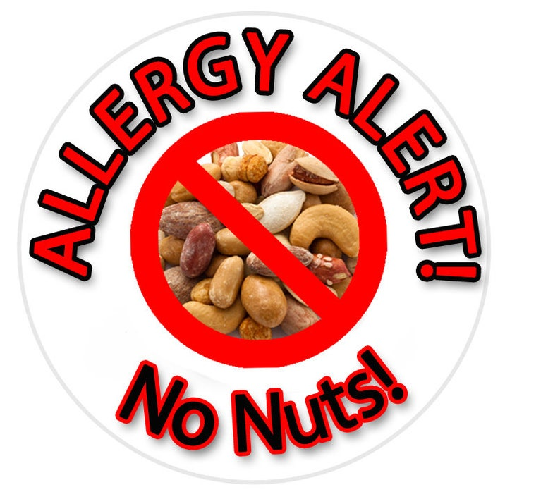 Image result for no nuts