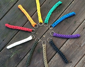 3 for 10, Keychains, Quick Release Keychain, 550 Cord Keyring, Paracord Key lanyard