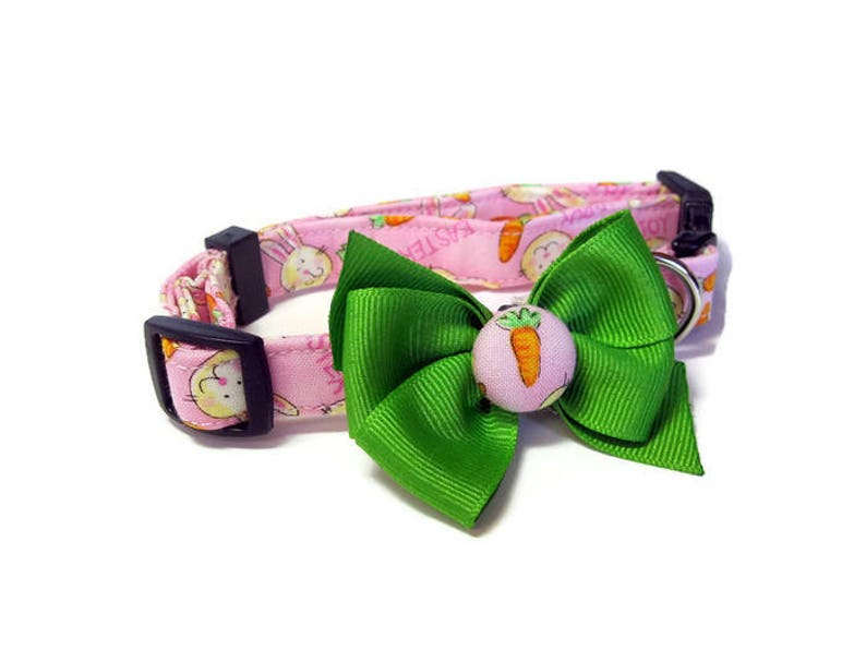 Easter Happy Dog Collar