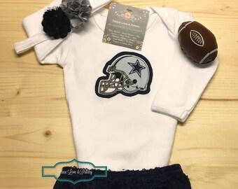 Dallas cowboys baby girl  65e441a17
