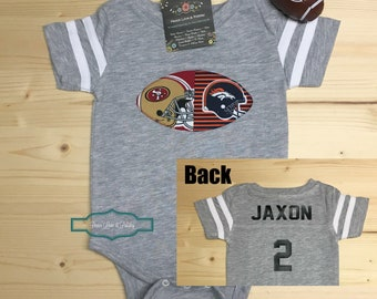 House Divided Baby ~ MANY Teams Available 9c2ae42c2