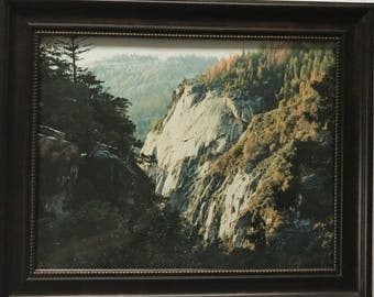 Framed Photo of Yosemite National Park