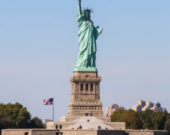Statue of Liberty Note Cards