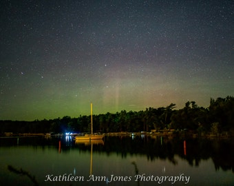 Aurora at Bowers Harbor