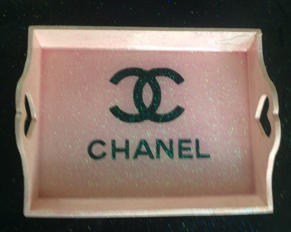 Custom Mini Logo Trays, Jewelry Trays, Perfume Display, Bedside Tray, Bedside Valet, Breakfast Tray, Weddings, Gift & Mementos