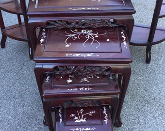 Asian Furniture Etsy