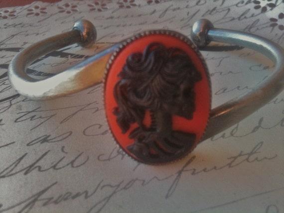 Jewelry, Bracelet, Adjustable Bracelet, Cameo Bracet, Bangle Bracelet, Antique Jewelry, Vintage Style, Cuff Bracelet, Vintage Jewellery