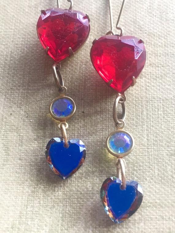 Jewelry, Earrings, Vintage Style Earrings, Crystal Earrings, Swarovski Earrings, Earrings for Women, Victorian Earrings, Romantic Earrings