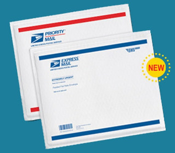 Upgraded Overnight Express Mail Shipping