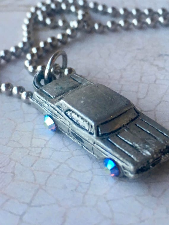 Jewelry for Men, Necklace, Car Necklace, Men's Necklace