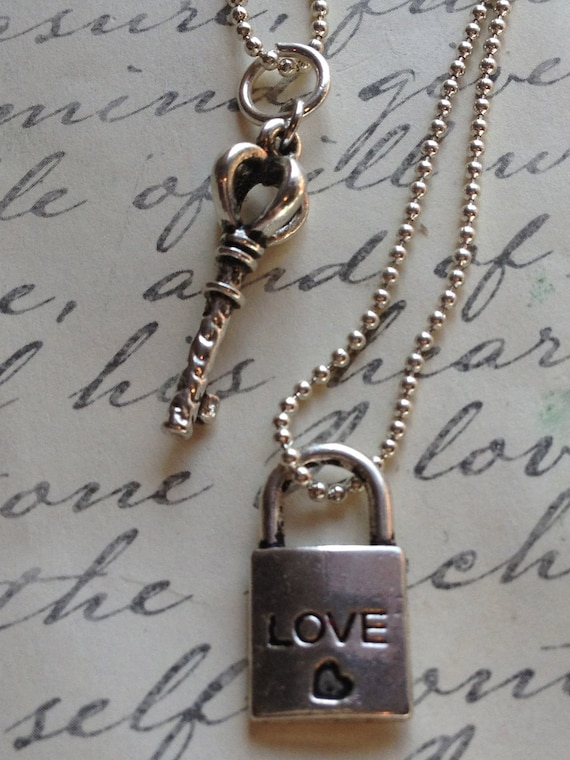 Jewelry Necklace Mothers Day Key To My Heart Mother Daughter Grandmother Necklace