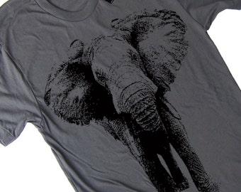 76568ed1 Mens Elephant T Shirt Vintage Elephant T Shirt Gifts For Him Gift Idea  Elephant Gifts Zoo Tee Animal T Shirt Elephants Matching Family Tees