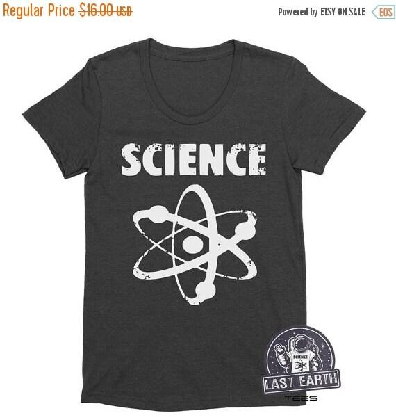 2c6b9a68632c1 Science TShirt Womens Graphic Tees Mens Tshirt Kids Tshirt Geek Gift Nerdy  Gifts Funny Tshirts Gifts For Him Teacher Gifts Science Tshirt