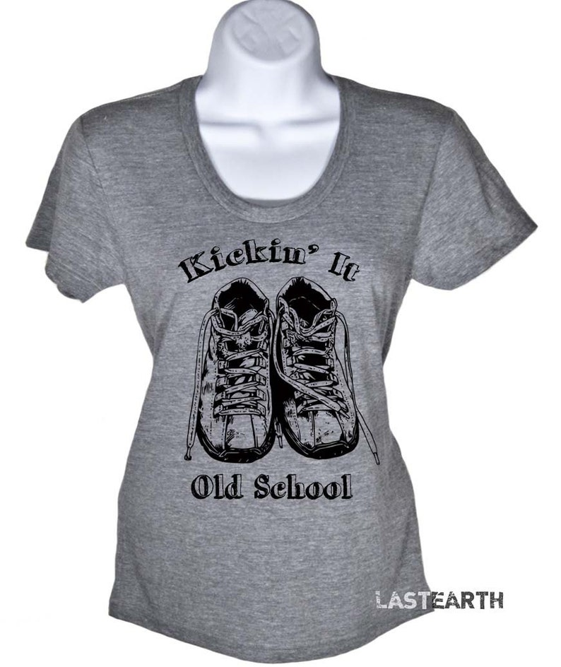 2ddbff1f24ab Women s Kickin  It Old School T-Shirt Converse
