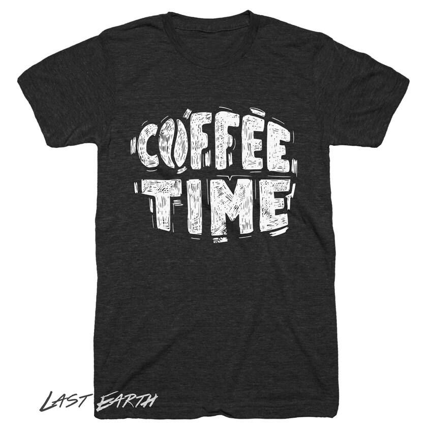 Moment café T-Shirt drôle T-shirts café T-shirts drôle cadeaux pour lui cadeaux pour ses Tees de cadeaux café Addict Caffine Good Morning hommes femmes T-shirts a693e6