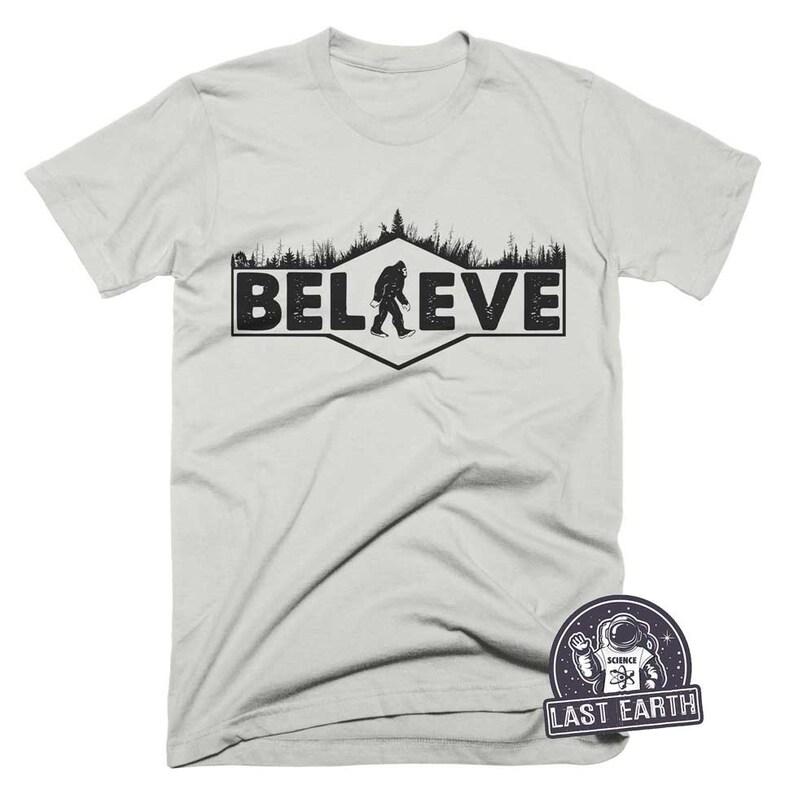 8ae19144db481 On Sale Funny Bigfoot Shirt Camping Shirt Funny Tshirts