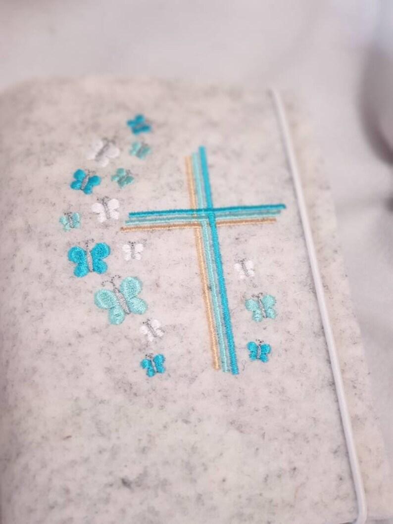 Gotteslob Einband Filz Gotteslob Hülle zur Kommunion image 0
