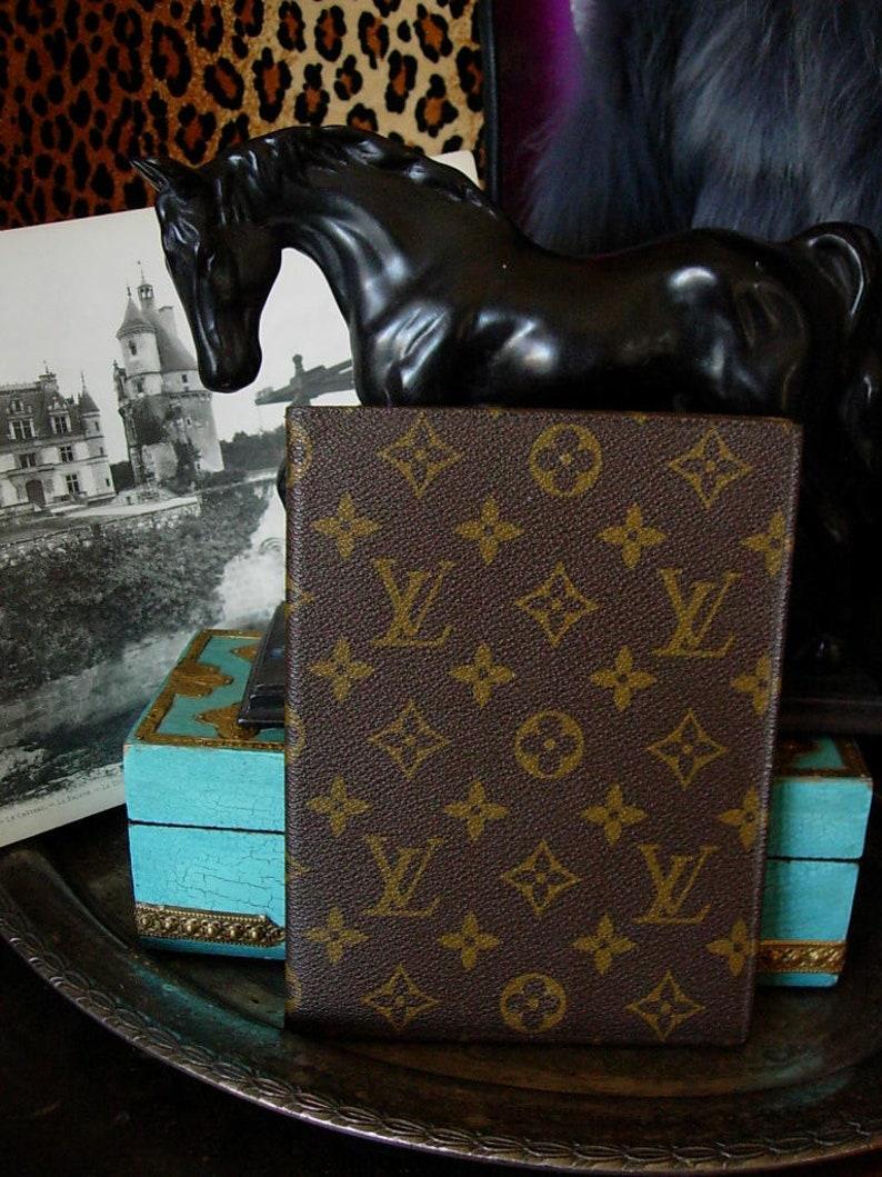 1275e30d8dfb Vintage Amazingly Ultra Rare LOUIS VUITTON Saks Fifth Avenue