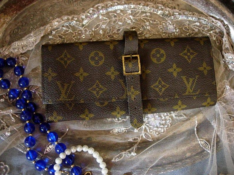 13f13d88a088 Ultra Rare Vintage LOUIS VUITTON SAKS Fifth Avenue Monogram