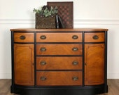 SOLD This item has been sold. Vintage Federal Buffet by Drexel, Vintage Buffet, Drexel Buffet, Buffet Sideboard