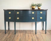 SOLD - Federal Buffet Sideboard
